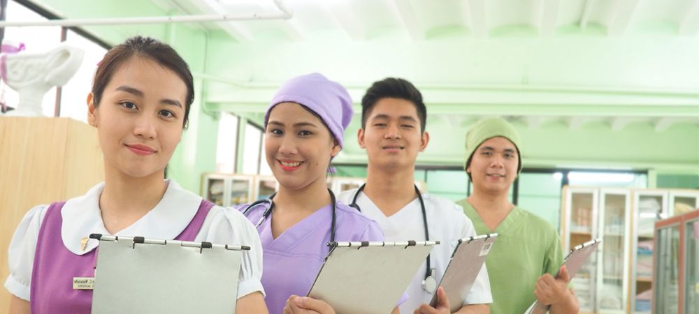 Bachelor of Science in Nursing – Davao Doctors College, Inc
